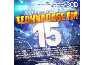 VARIOUS - TechnoBase.FM Vol.15 - (CD)