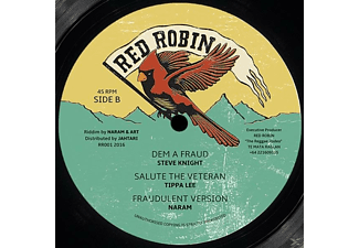 VARIOUS - Outta Road/Dem A Fraud - (Vinyl)