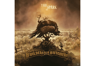 The Builders And The Butchers - The Spark (LP+MP3) - (LP + Download)