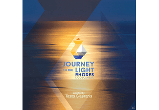 VARIOUS - Journey To The Light Rhodes Dodecanese - (CD)