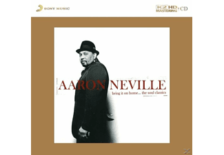 Aaron Neville - Bring It On Home-The Soul Classics-K2hd-Cd - (CD)