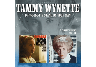 Tammy Wynette - D-I-V-O-R-C-E/Stand By Your Man - (CD)
