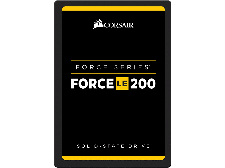 CORSAIR SSD 240GB SATA3 Force Le200 - (CSSD-F240GBLE200) laptop  tablet  computing  αποθήκευση δεδομένων ssd laptop  tablet  computing  α