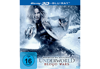 Underworld: Blood Wars - (3D Blu-ray (+2D))