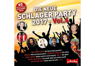 VARIOUS - Die neue Schlager Party Vol. 4 - (CD)