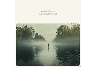 Andrew Combs - Canyons Of My Mind - (CD)