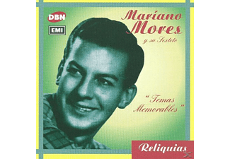 Mariano Mores - Temas Memorables - (CD)
