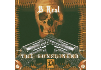 B Real (of Cypress Hill) - The Gunslinger-Mixtape Vol.1 - (CD)