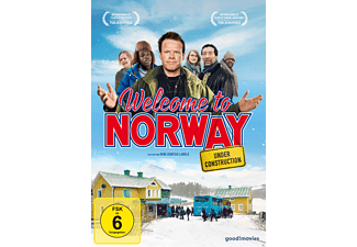 Welcome to Norway - (DVD)