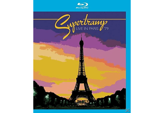 Supertramp - Live In Paris '79 - (Blu-ray)