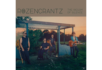 Rozencrantz - The Vacuum Of Silence - (CD)