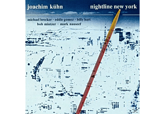 Kuehn Joachim - Nightline New York - (CD)