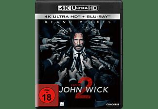 John Wick: Kapitel 2 - (4K Ultra HD Blu-ray + Blu-ray)