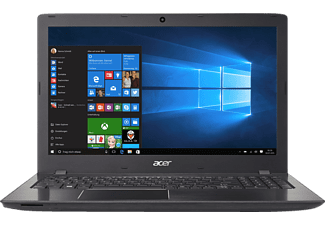 ACER Aspire E5-575G-759V, Notebook mit 15.6 Zoll Display, Core™ i7 Prozessor, 8 GB RAM, 128 GB SSD, 1 TB HDD, GeForce® 940MX, Schwarz