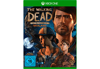 The Walking Dead Season 3 - The Telltale Series - Xbox One