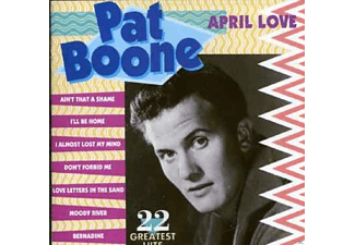 Pat Boone - April Love-22... - (CD)