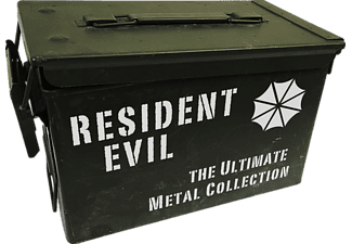 Resident Evil – Ultimate Metal Collection (Exklusiv bei Media Markt - Limitiert auf 250 Exemplare) [Blu-ray]