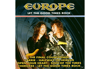 Europe - Let Good Times Rock - (CD)
