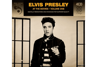 Elvis Presley - At The Movies 1 - (CD)