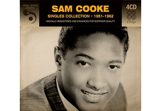 Sam Cooke - Singles Collection 1951-1962 - (CD)