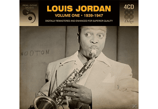 Louis Jordan - Volume One 1939-1947 - (CD)