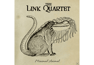 The Link Quartet - Minimal Animal - (Vinyl)