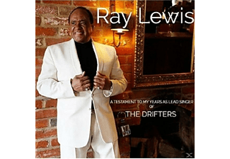 Ray Lewis - A Testament To My Years As Lead Singer Of The Drif - (CD)