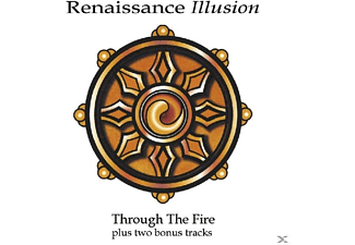 Renaissance Illusion - Through The Fire - (CD)