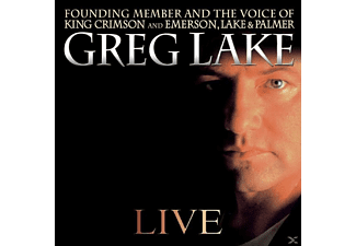 Greg Lake - Live - (CD)