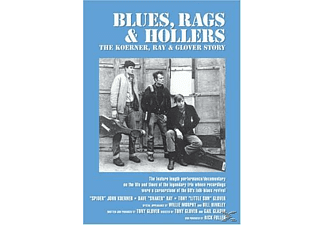 - BLUES RAGS & HOLLERS - (DVD)
