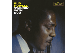 Bud Powell Trio - Swingin' with Bud - (CD)