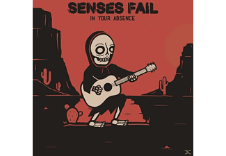 Senses Fail - In Your Absence EP - (CD)