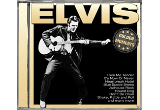 Elvis Presley - Elvis-Golden Moments - (CD)