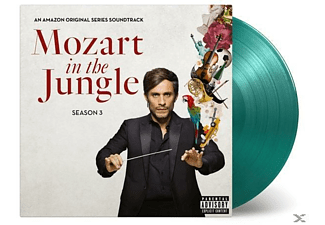 OST/VARIOUS - Mozart In The Jungle Season 3 (LTD Green Vinyl) - (Vinyl)