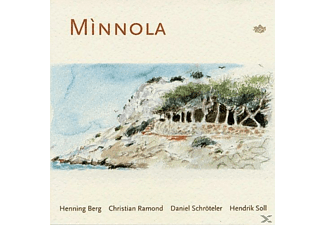 Henning Quartett Berg - Minnola - (CD)