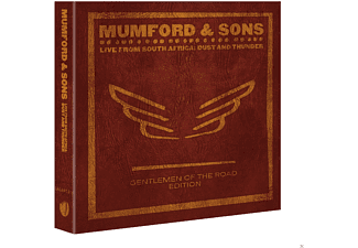 Mumford & Sons - Live In South Africa: Dust And Thunder - (DVD + CD)