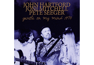 John Hartford, Joni Mitchell, Pete Seeger - Gentle On My Mind 1970 - (Vinyl)