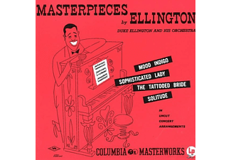 Duke & His Orchestra Ellington - Masterpieces - (Vinyl)