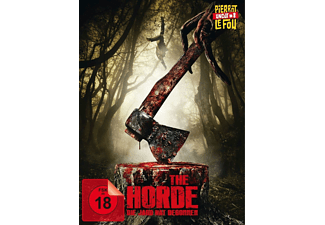 The Horde - Die Jagd hat begonnen - (Blu-ray + DVD)