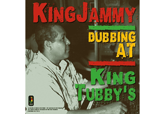King Jammy - Dubbing At King Tubby's - (Vinyl)