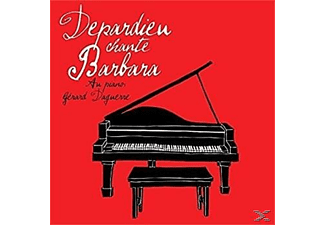 Gerard Depardieu - Depardieu Chante Barbara - (LP + Bonus-CD)