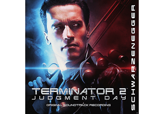 OST/VARIOUS - Terminator 2: Judgement Day - (CD)
