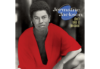 Jermaine Jackson - Don't Take It Personal - (CD)