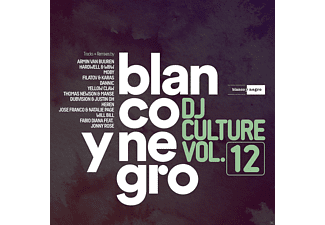 VARIOUS - Blanco Y Negro DJ Culture Vol.12 - (CD)