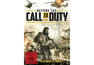 Beyond The Call To Duty - Elite Squad vs. Zombies - (DVD)