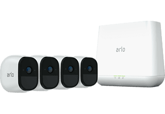 NETGEAR Arlo Pro Smart Home beveiligingssysteem + 4 camera's