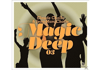 Claude Challe, Challe Jean-marc - Magic Deep 03 - (CD)