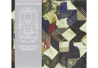 Wovenhand - Refractory Obdurate - (CD)