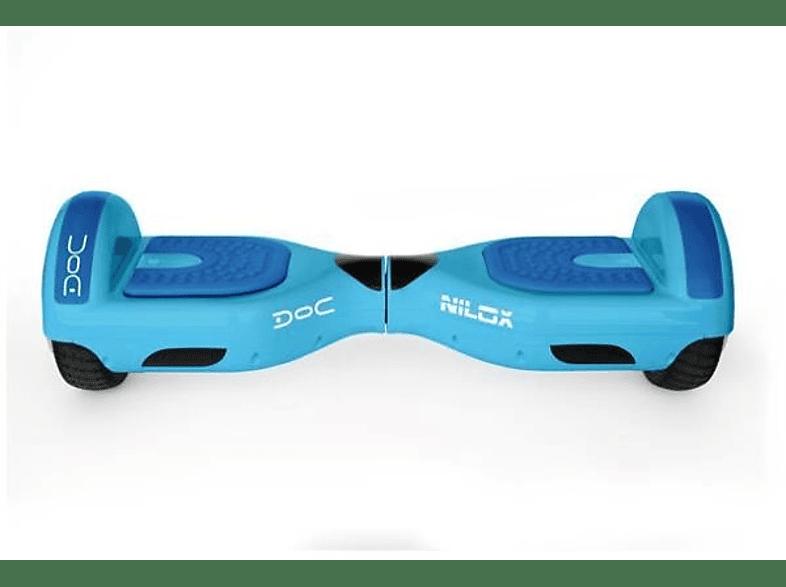 NILOX Doc Hoverboard Sky Blue 6.5 hobby   φωτογραφία fitness ποδήλατα   πατίνια sales