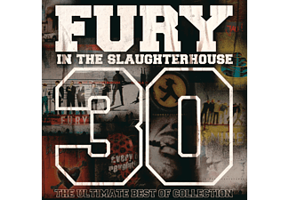 Fury In The Slaughterhouse - 30-The Ultimate Best of Collection [CD]